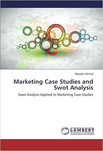 🏷 Gratis nedlasting av lydbok Marketing Case Studies and Swot
