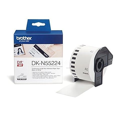 Brother DK-N55224 cinta para impresora de etiquetas - Cintas para ...