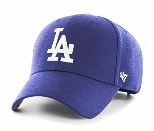 '47 MVP La Dodgers Mens Cap Black