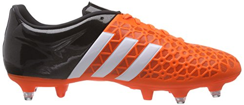 Adidas White Calcio core orange Scarpe Black Uomo 3 solar ftwr Da Sg Orange Ace15 Arancione rwq78XUr