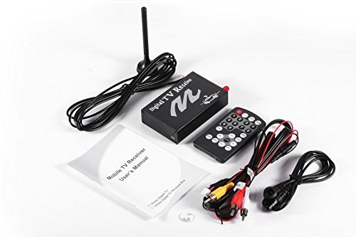 In Car ATSC M/H Digital TV Tuner Antenna for North America Use