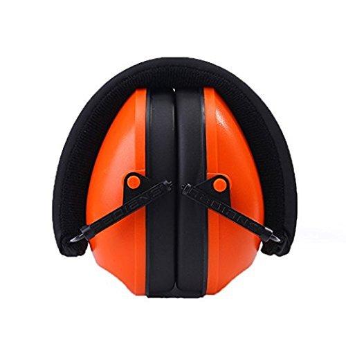 Foldable Headband Ear Defenders Hearing Protectors Earmuf...