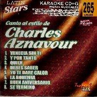 Karaoke: Charles Aznavour - Latin Stars Karaoke