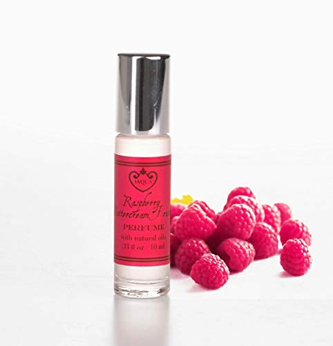 Jaqua Raspberry Buttercream Frosting - Jaqua Natural Perfume Oil for Women - Raspberry Buttercream Frosting