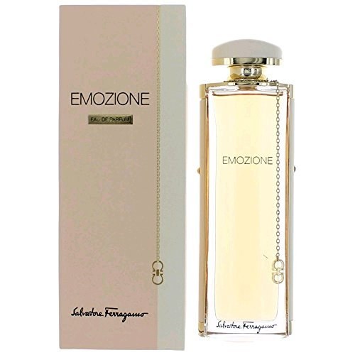 (Salvatore Ferragamo Emozione by Ferragamo Eau De Parfum 3.1 oz Spray)