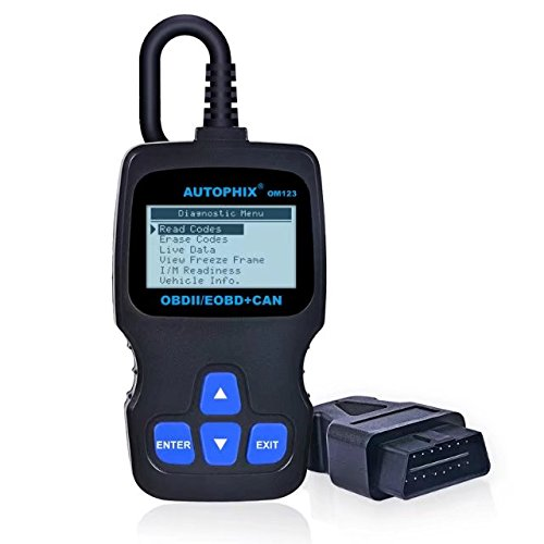 AUTOPHIX OM123 Automotive Universal Diagnostic product image