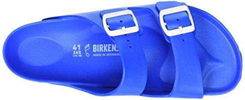Birkenstock Arizona Eva - Mules Unisex adulto Blau (Scuba Blue)