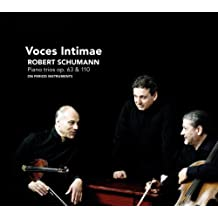 Piano Trios Op 63 & 110 by Schumann (2011-01-10)