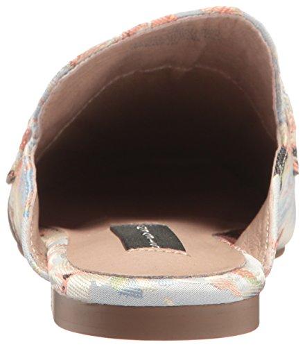STEVEN by Steve Madden Women's Razzi-e Slip-on Loafer Pastel Multi
