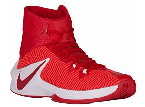 Nike Hommes Zoom Effacer Tb Chaussures De Basket-ball Rouge 844372 666 Taille 12.5