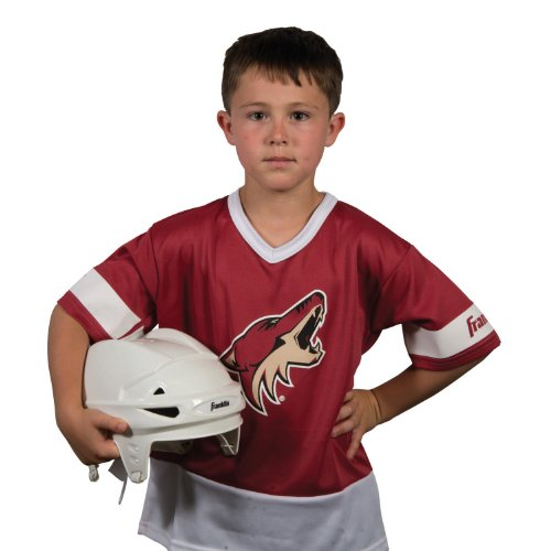 Franklin Sports NHL Arizona Coyotes Youth Team Uniform Set]()