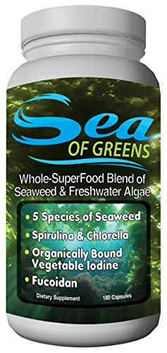 Sea of Greens® (Best Sea Vegetables Supplement)