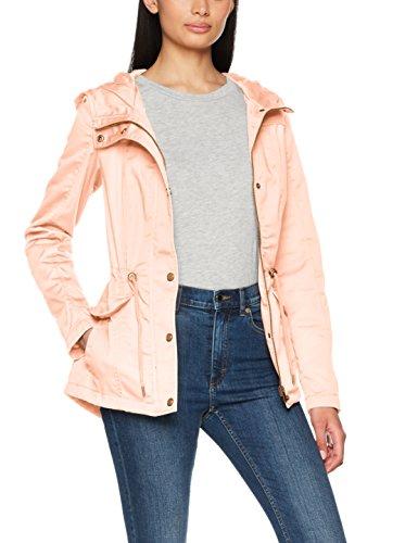 Only Onlnew Kate Spring Jacket OTW Noos, Parka Femme Rose (Cameo Rose Cameo Rose)