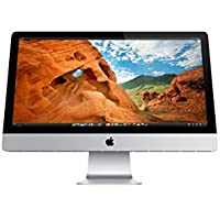 Apple iMac MF883LL/A 21.5-Inch Desktop (Discontinued by Manufacturer) (Certified Refurbished)