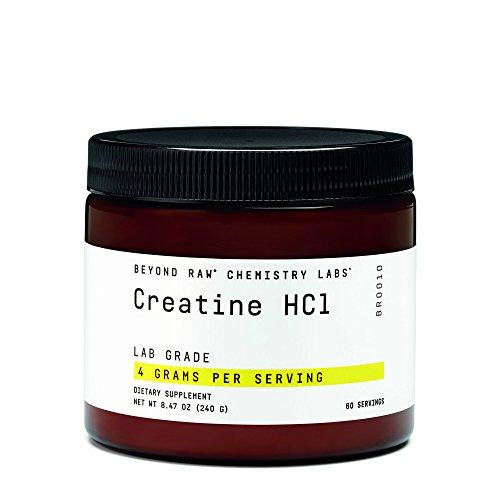 Beyond Raw Chemistry Labs Creatine HCl