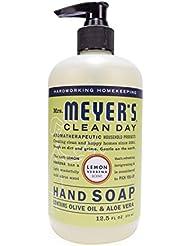 Mrs. Meyer's Hand Soap Lemon Verbena, 12.5 Fluid Ounce...