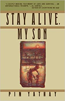 Book Stay Alive, My Son by Pin Yathay (1988-10-15)
