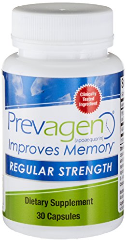 Prevagen For healthier brain, sharper mind and clearer thinking, Dietary Supplement 30 Capsules
