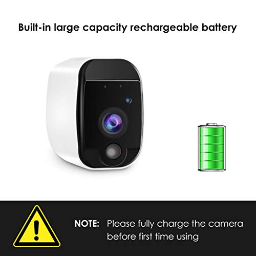 Buy rechargeable cameras for home security