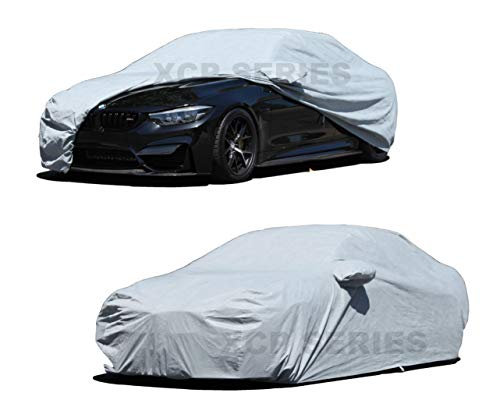 XtremeCoverPro Car Covers Ready fit for BMW 640i 650i M6 Coupe Convertible (Breathable Dust Series)