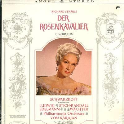 (Richard Strauss Der Rosenkavalier Highlights)