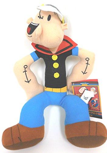 (Popeye Plush Doll Stuff Toy 13
