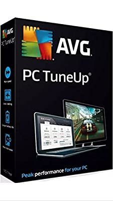 AVG PC Tune Up | 2016 (1 PC- 1 Year) No CD- Only key via email