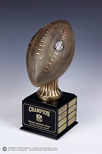 Fantasy Football Perpetual Trophy 16 Year League Champ