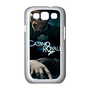 007 James Bond Samsung Galaxy S3 9 Cell Phone Case White TPU Phone Case SY_764940