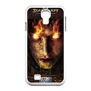 Printed Cover Protector Samsung Galaxy S4 I9500 Cell Phone Case Eocni StarCraft Protoss Unique Design Cases