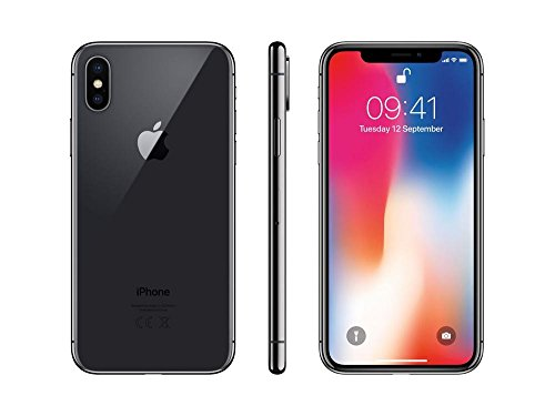Apple Iphone X 64GB CDMA Locked To Total Wireless Not Unlocked (Space Gray)