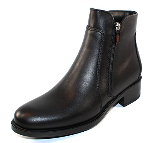 La Canadienne Women's Sydney in Black Waterproof Leather - Size 6.5 - Sydney Black Leather