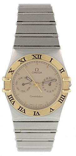 Omega Constellation swiss-quartz mens Watch 396.1080.1 (Certified Pre-owned)