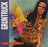 Push by Gruntruck (1992) Audio CD
