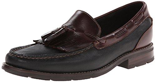 Sperry Top-Sider Men's Essex Kiltie Slip-On Loafer - Blac...