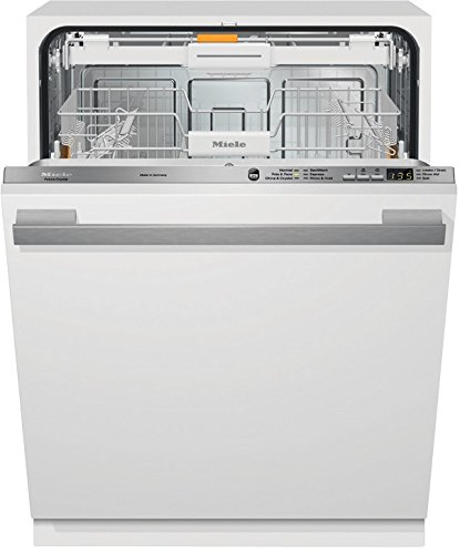G6165SCVI | Miele Futura Crystal Dishwasher - Accepts Custom Cabinet Panels