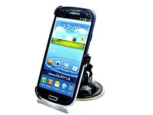 Dedicated Rotating Windscreen Windshield Car / Truck Mount Holder (Samsung Galaxy S3 I9300)