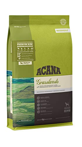 ACANA Regionals Dry Dog Food, Grasslands,...