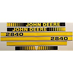 Hood Decal Set Replacement for John Deere Tractor