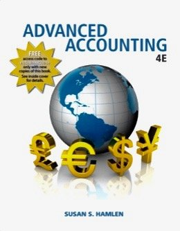 Advanced Accounting 4th edition