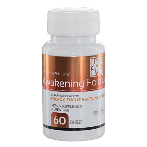 Awakening Formula 60CT - 1 bottle by Oxygen Nutrition