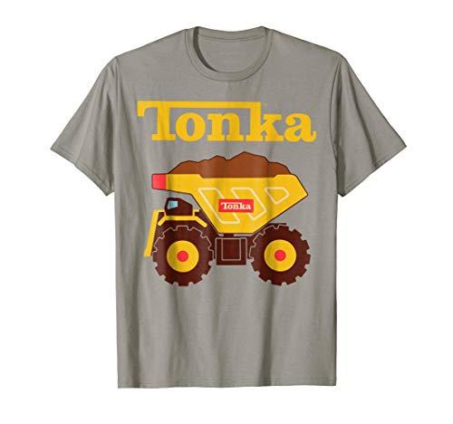 (Hasbro Tonka Mighty Dump Truck T-Shirt )