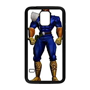 Samsung Galaxy S5 Cell Phone Case Black Super Smash Bros Captain Falcon OJ447474