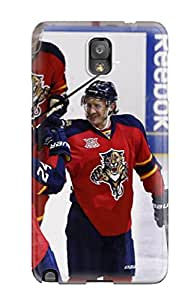 Durable Case For The Galaxy Note 3- Eco-friendly Retail Packaging(florida Panthers (1) )