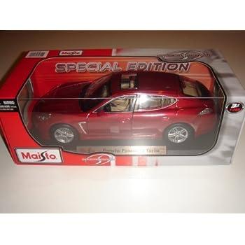 Maisto Special Edition 1:18 Porsche Panamera Turbo