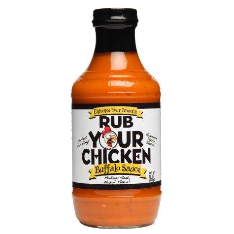 Rub Your Chicken Buffalo Sauce (The Worlds Best Chicken)