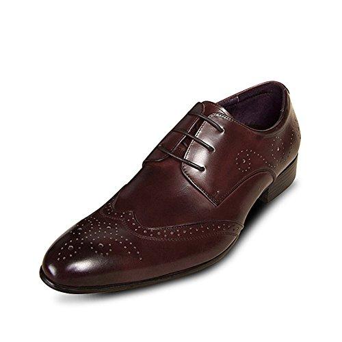 Zapatos de hombre de Brock/Talla de negocio en Inglaterra zapatos marea A