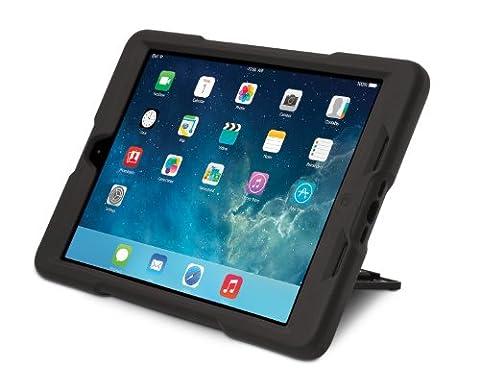 Kensington Black Belt 2nd Degree Rugged Case for iPad Air (K97065US) (Military Grade Laptop Protector)