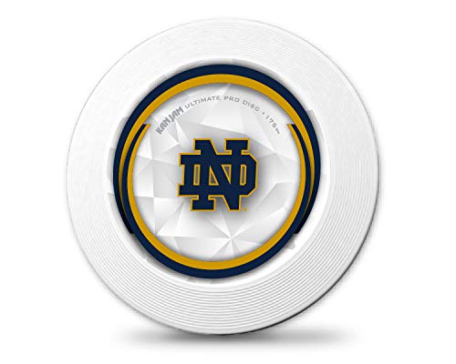 PROLINE NCAA College Notre Dame Fighting Irish Ultimate Pro Flying - Today Dame Notre Game