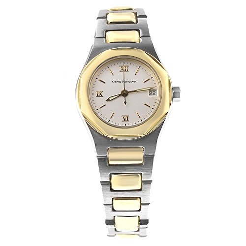 girard-perregaux-laureato-lady-swiss-quartz-silver-womens-watch-800025510-certified-pre-owned